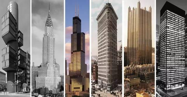 18座改写建筑历史的摩天大楼!