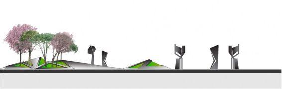 道路景观设计怎么破?看这里就够了!文末附:54套道路景观资料_42