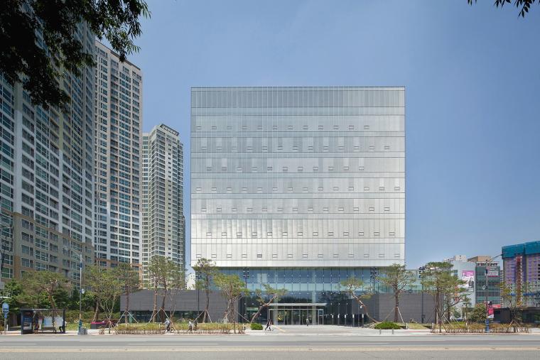 韩国大邱银行第二总部大楼