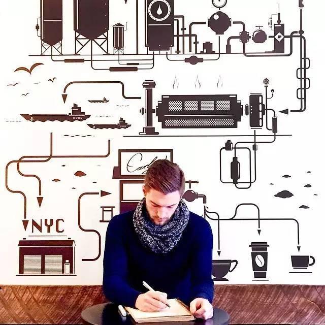 涨姿势:建筑大师们的马克笔手绘技法
