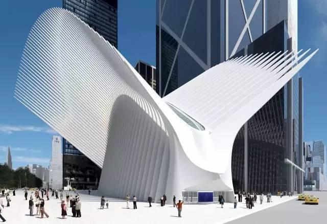 结构设计之美-钢结构建筑赏析