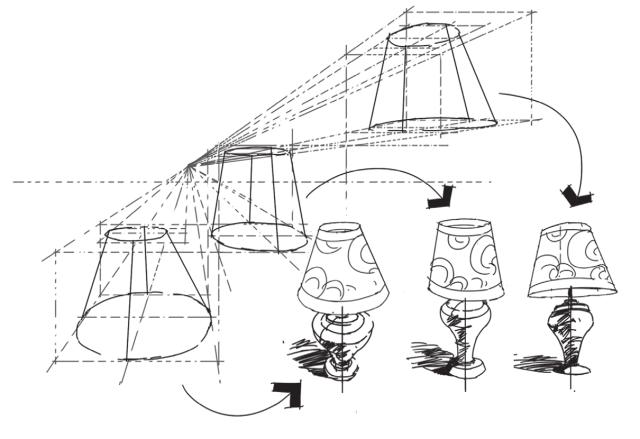 手绘效果图,从线条开始教你,超详细_11