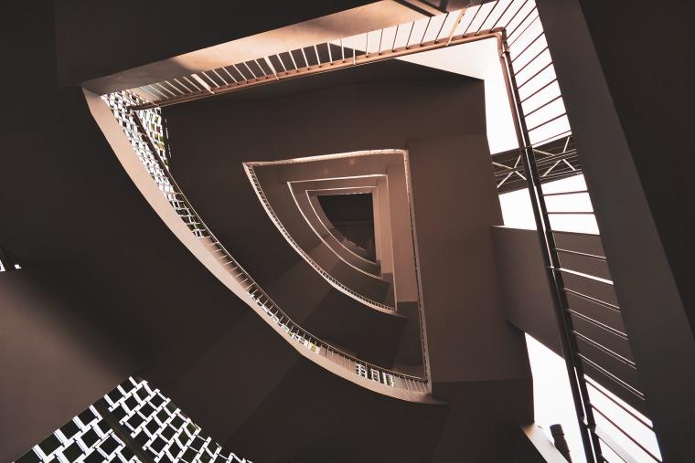 四层框架结构中学实验楼的设计(PKPM电算)(建筑图、结构图等)