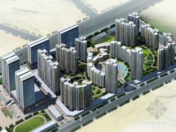 [武汉]欧式风格住宅区规划及单体设计方案文本(含CAD)