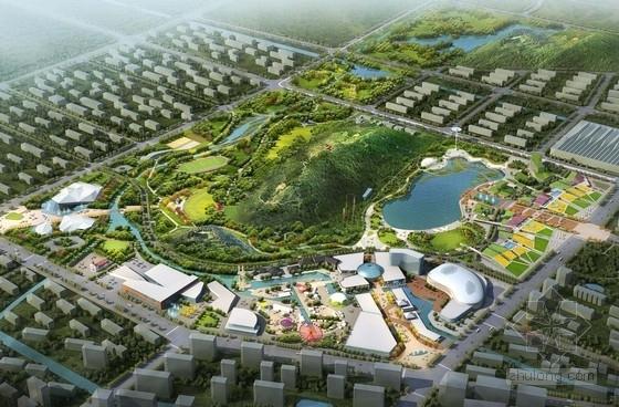 [苏州]高新区城市中央活力区规划设计方案