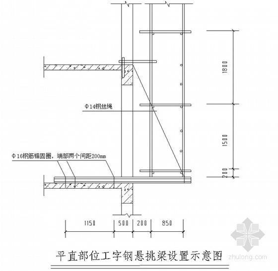 住宅工程外脚手架施工方案(计算书)
