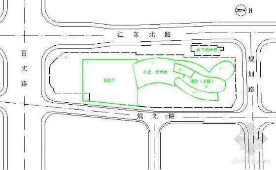 宁波某超高层大型五星级酒店施工组织设计