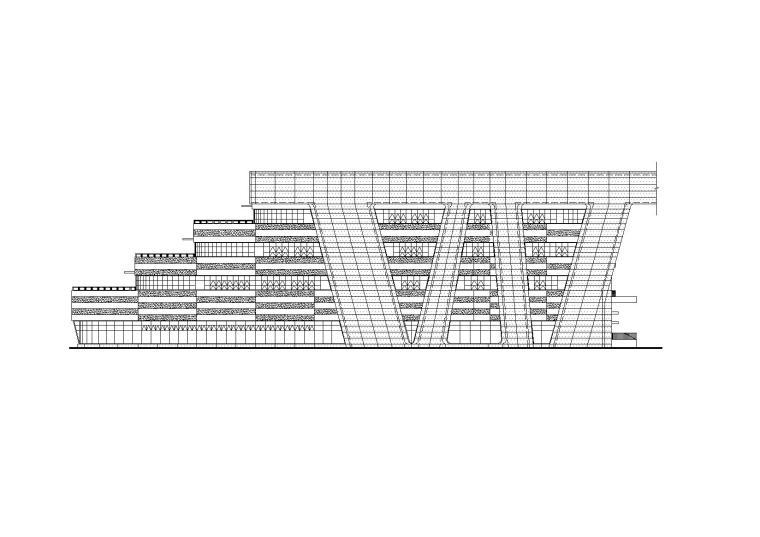 [江苏]8栋17年最新产业园建筑施工图