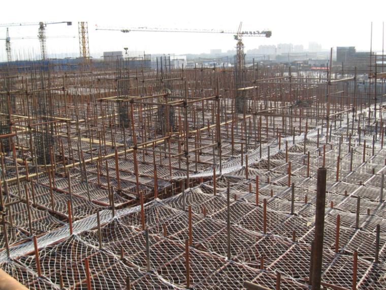 工程施工项目安全文明安全生产管理体系措施
