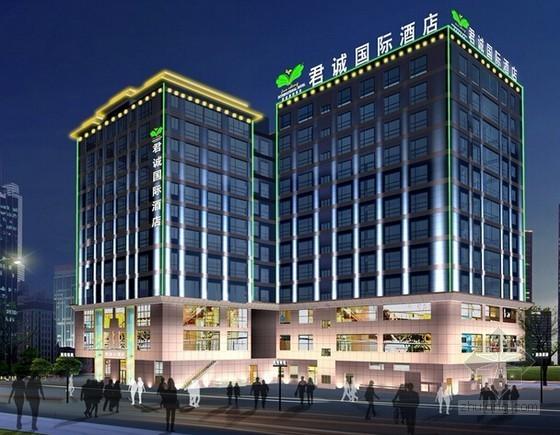 [廣東]酒店地面飾面工程施工合同(工程報價)