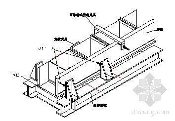 结构劲性混凝土支撑柱施工方案