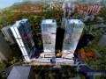[山东]超高层金融中心工程钢结构专项施工方案(140页 附图多)