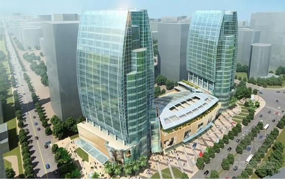 [上海]商业办公楼项目上部结构高支模施工评审方案(A3版式30页 图表齐全)