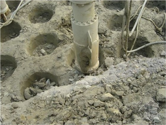 地基加固处理及桩基础工程施工技术精讲