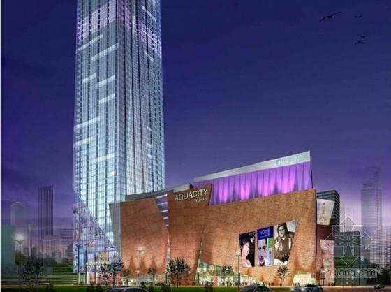 [湖北]58层现代商业综合体规划设计方案文本