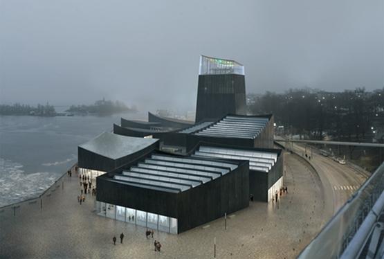 赫尔辛基古根海姆博物馆项目前景堪忧