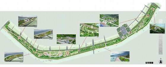 [丽江]滨江绿化带景观规划设计方案