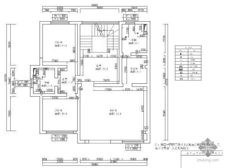 豪华欧式风格别墅设计图赏析