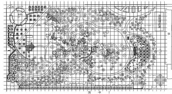 [江苏]城市广场全套施工图