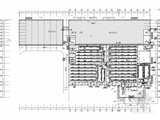 [江苏]工业厂房空调通风设计施工图纸(焓湿图)