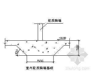 北京某别墅砌筑施工技术交底