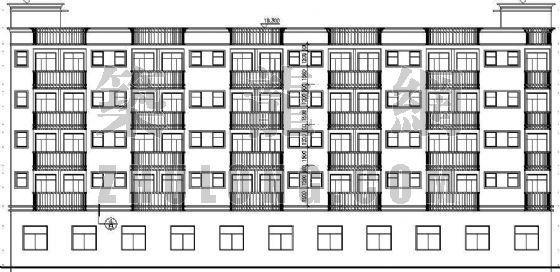 某宿舍建筑设计方案