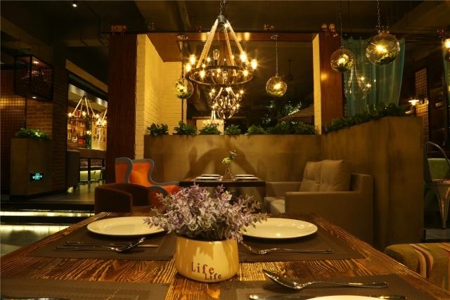 我的年度作品+内蒙古·蜜岛西餐厅实景照片