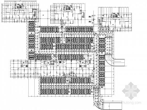 [安徽]商业住宅及配套建筑给排水施工图(压力排水)
