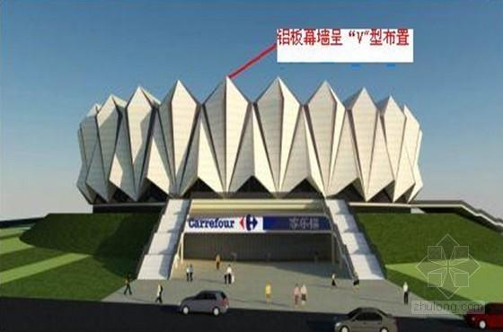 [内蒙古]体育馆扣件式钢管脚手架施工方案(附图及计算)