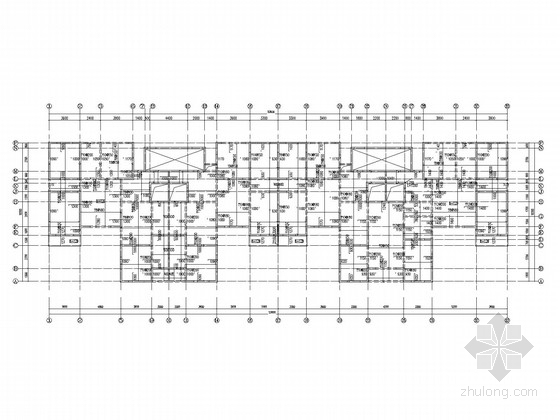 带地下室21层剪力墙住宅结构施工图