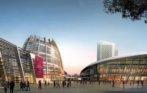 [漳州]大型商业广场施工总承包合同(全套含工程量清单887页)