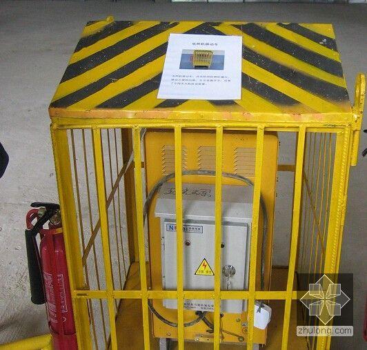 电焊机防雨车
