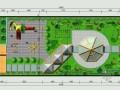 [长沙]某医院屋顶花园景观设计