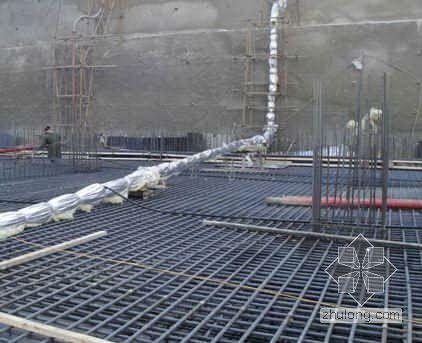 筏板基础冬季施工质量控制(PPT)