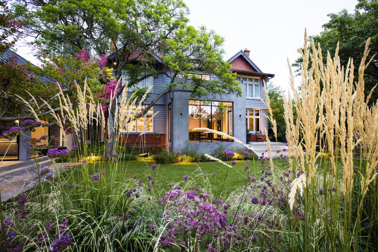坎伯威尔的住宅花园-4