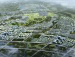 """[海南]""""产城融合""""生态海洋高新技术产业园区城市景观规划设计方案"""