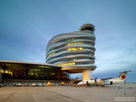 加拿大埃德蒙顿国际机场综合办公楼-加拿大埃德蒙顿国际机场综合办公第1张图片