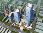 [深圳]超高层呢双子塔物流中心建筑设计方案文本(含CAD图纸)