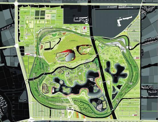 上海辰山植物园植物景观分区规划设计(上)