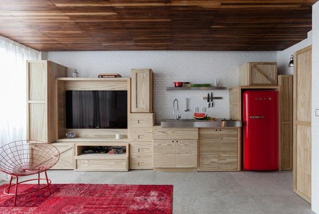 36㎡ Loft公寓经典复古