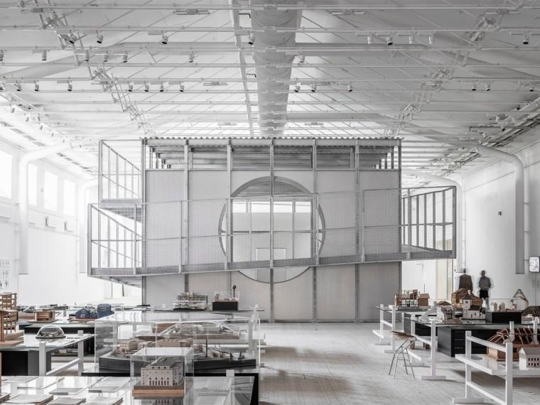 瑞典Boxen画廊展厅