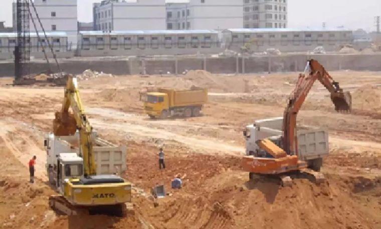 基础施工工艺全过程(干货)