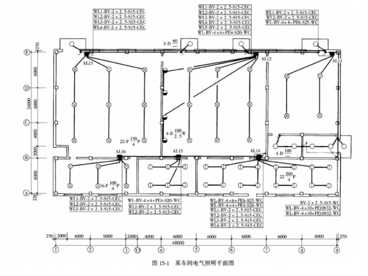 电气图符号含义及图例模板  39页