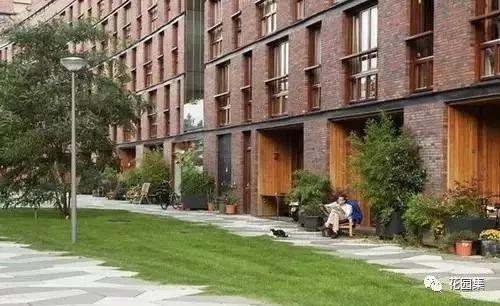 居住区与别墅庭院景观设计的差异_9