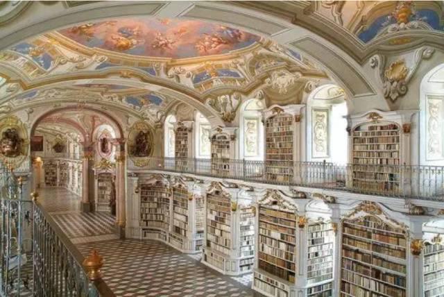 120个地表最美图书馆,来随意感受下_7