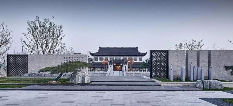 这些新中式庭院作品,格调高雅,怎么看都不腻