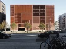哥本哈根EjlerBille停车场