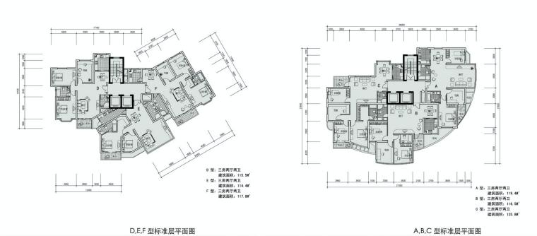 万达东京湾小区规划建筑设计方案文本(含CAD图纸)-屏幕快照 2019-01-14 下午2.53.47