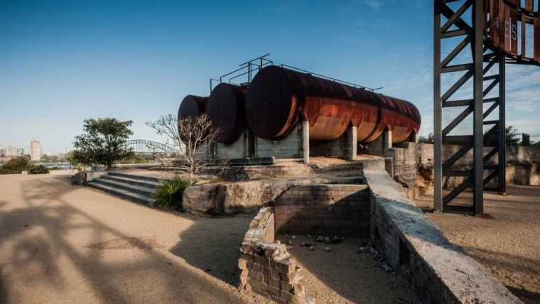澳大利亚Ballast岬角公园-mooool-BallastPointPark6