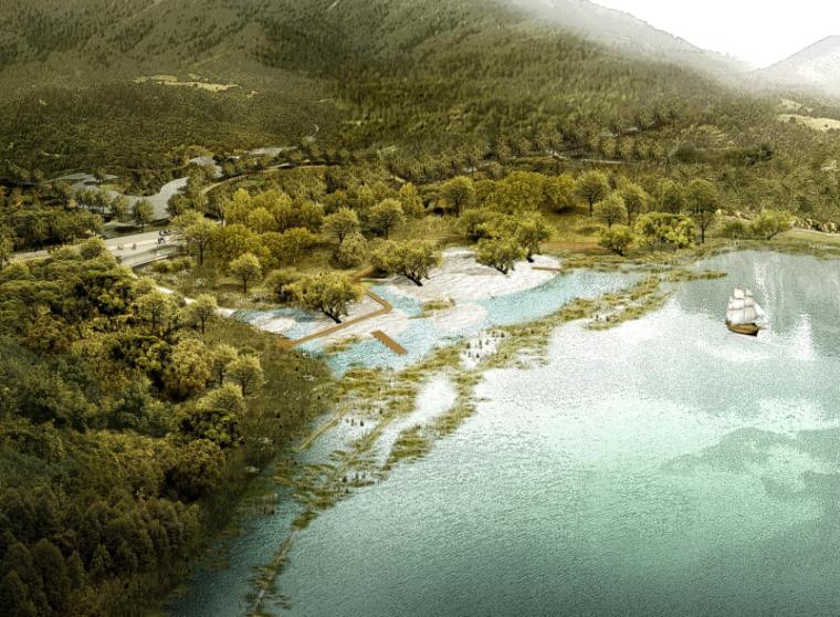 [江苏]无锡白石里节点郊野公园景观概念规划设计(PDF+84页)